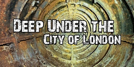 Underground London: Below the Capital on Zoom with Ed Glinert tickets
