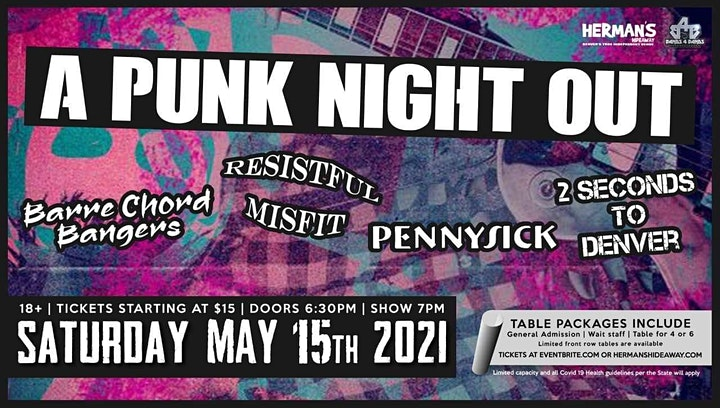 A PUNK NIGHT OUT image