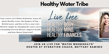 Holistic Water Demonstration - The Truth About Water tickets