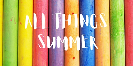 All Things Summer- 3 Day Summer Camp tickets
