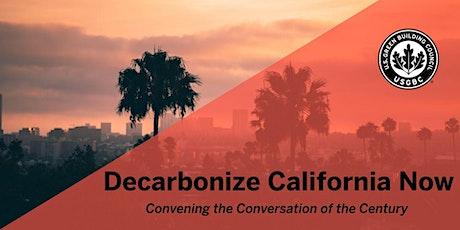 Decarbonize California Now tickets