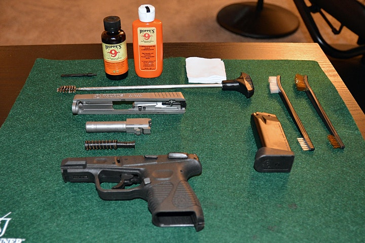 FREE Student Shoot Night And Firearms Maintenance Workshop image