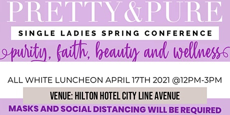 Pretty & Pure Conference tickets