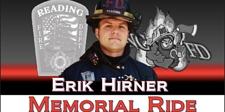 Erik Hirner Memorial Ride tickets