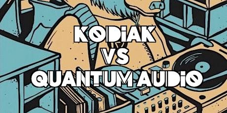 KODIAK X QUANTUM SOUNDCLASH tickets