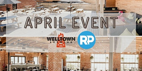 Tulsa Real Producers - WELLTOWN BREWING tickets