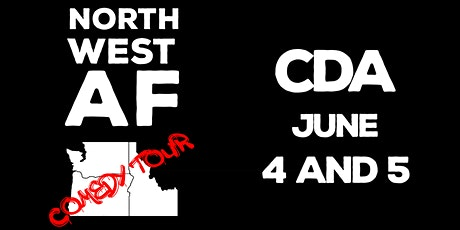 Northwest AF Comedy Tour with Gabriel Rutledge and Casey McLain at Honey! tickets