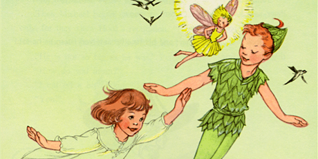 Peter Pan Literary Tea and Fairy Fest tickets