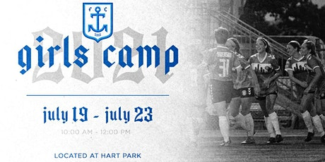 FC Milwaukee Torrent Girls Only Camp 2021 tickets