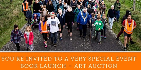 Pat Magill - Book Launch and Art Auction . tickets