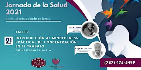 Introducción al Mindfulness: Prácticas de Concentración en el Trabajo entradas