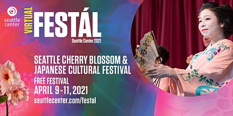 Seattle Center Festál: Seattle Cherry Blossom & Japanese Cultural Festival tickets