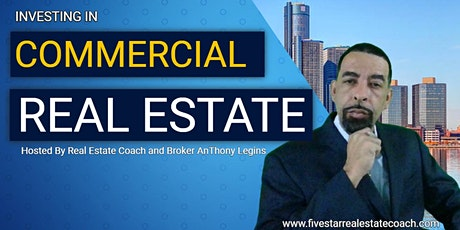Investing In Commercial Real Estate tickets