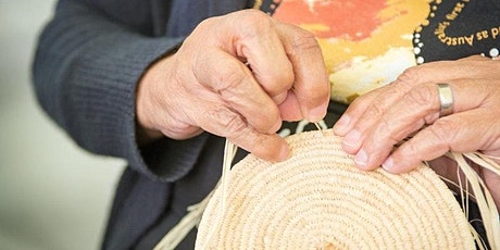 Community Introduction to Aboriginal Weaving Workshop tickets