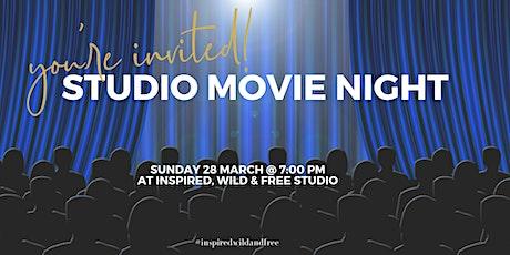 Studio Movie Night tickets