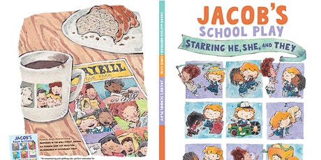Virtual Book Launch Party for Jacob's School Play tickets