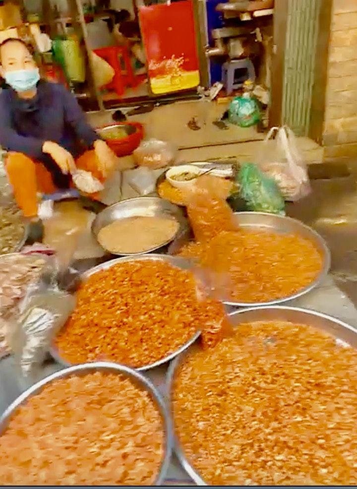 Vietnam market tour & cooking class (fundraiser) image