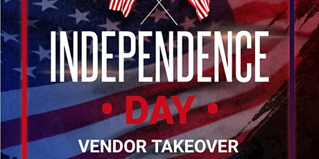 Independance Day Takeover tickets