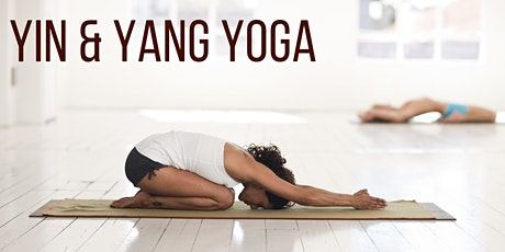 YIN & YANG Yoga tickets