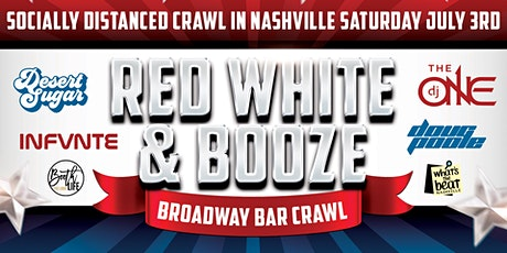 Red White & Booze Broadway Bar Crawl tickets