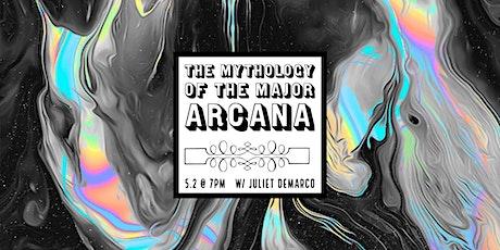 The Mythology of the Major Arcana tickets
