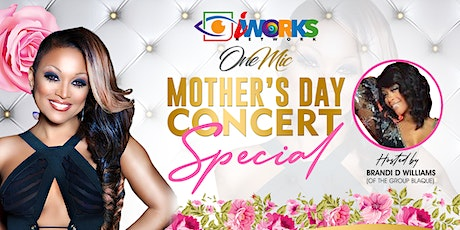 Chante' Moore Mother's Day Special tickets