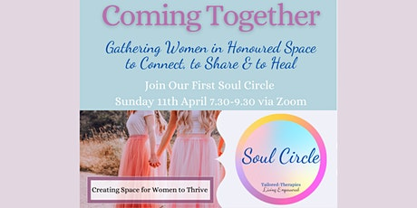 Coming Together - Soul Circle for Women Tickets