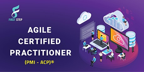 Agile Certified Practitioner (PMI-ACP)® Exam Preparation Course tickets