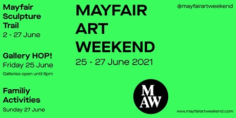 Mayfair Art Weekend tickets