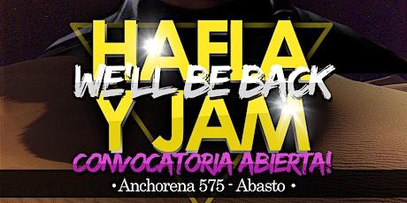 Hafla Y Jam - FCBD® and  Fusion Bellydance in Buenos Aires entradas
