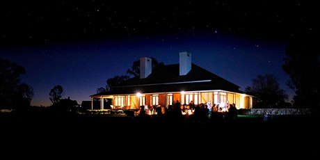 A Night Under the Stars at Yarrabandai Creek Homestead tickets
