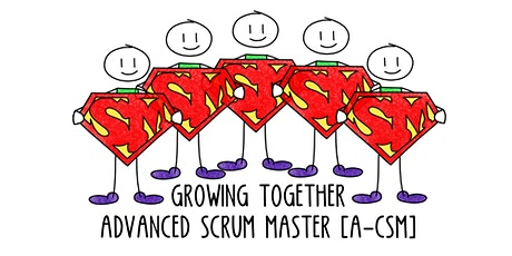 Advanced Scrum Master  with coaching and mentoring  in 20 weeks. (de-en) tickets