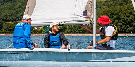 Start Sailing (Level 1) Adult Dinghy Weekend Sailing Courses tickets