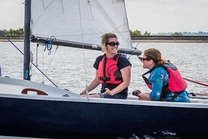 Start Sailing (Level 1) Adult Dinghy Weekend Sailing Courses image