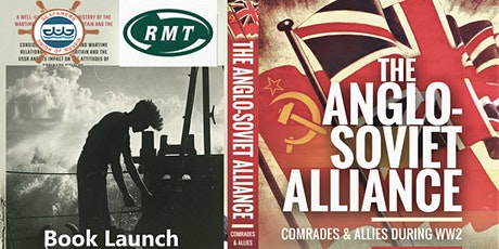 Book Launch - Comrades & Allies tickets