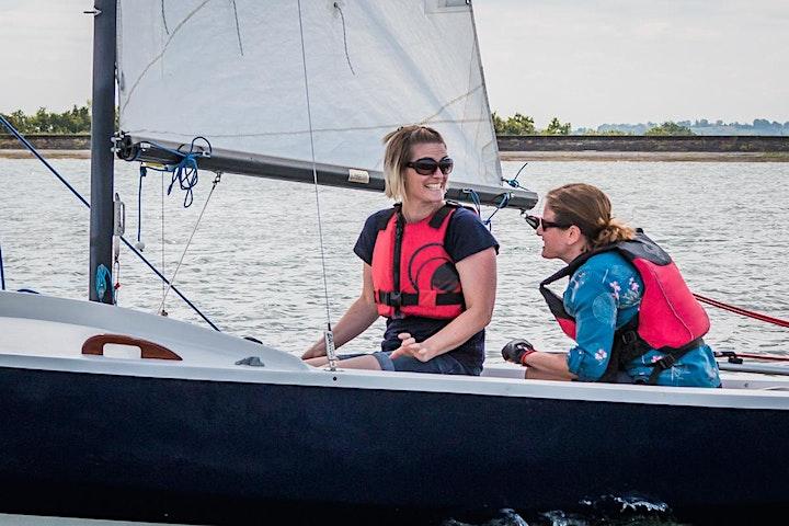 Sailing Basic Skills Course (RYA Level 2) Adult Weekend Sailing Course image