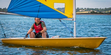 RYA Level 1 & 2 Sailing Course in Single Handed Boats - May tickets