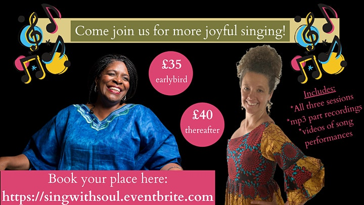 Gospel, Spirituals & South and West African Songs image