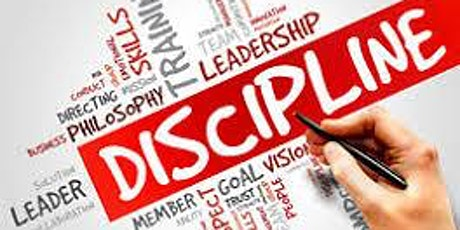 Discipline Masterclass tickets