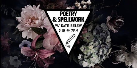 Poetry & Spellwork tickets