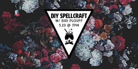 DIY Spellcraft tickets