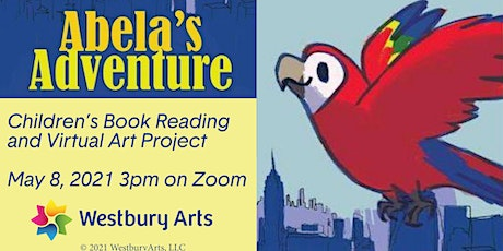 Abela's Adventure: A Children's Book Reading and Art Project Event tickets