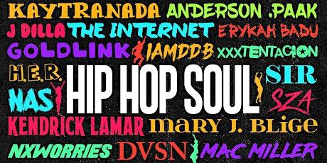 hip hop SOUL (alt. hip hop, neo soul, + future beats) tickets