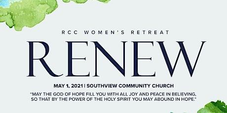 RCC Women's Retreat 2021 tickets