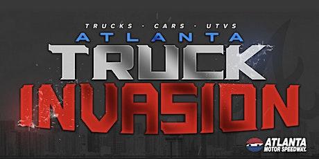 Atlanta Truck Invasion tickets