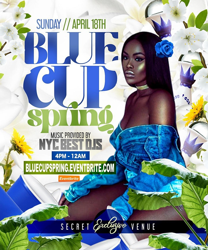Blue Cup Spring image