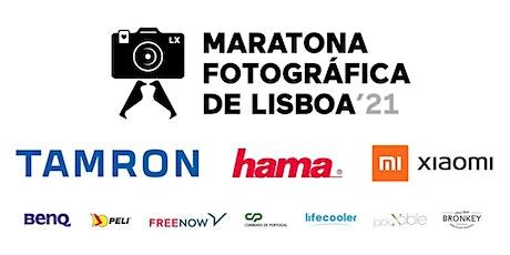 Inscrição Oficial | Maratona Fotográfica de Lisboa - 2021 bilhetes