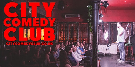 Shoreditch Comedy Show at City Comedy Club tickets