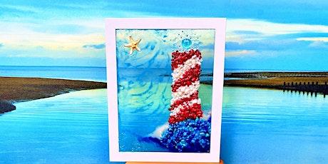 Seascape Lighthouse Window Workshop tickets