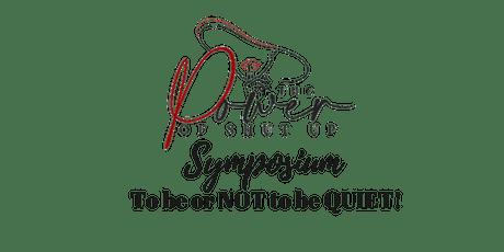 The Power of Shut Up Symposium  2021 tickets